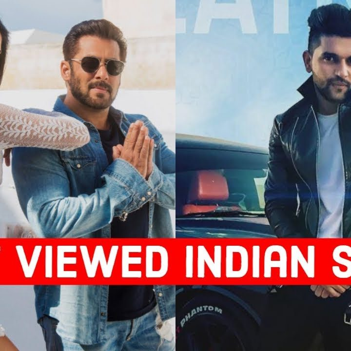 Most Viewed Bollywood Song