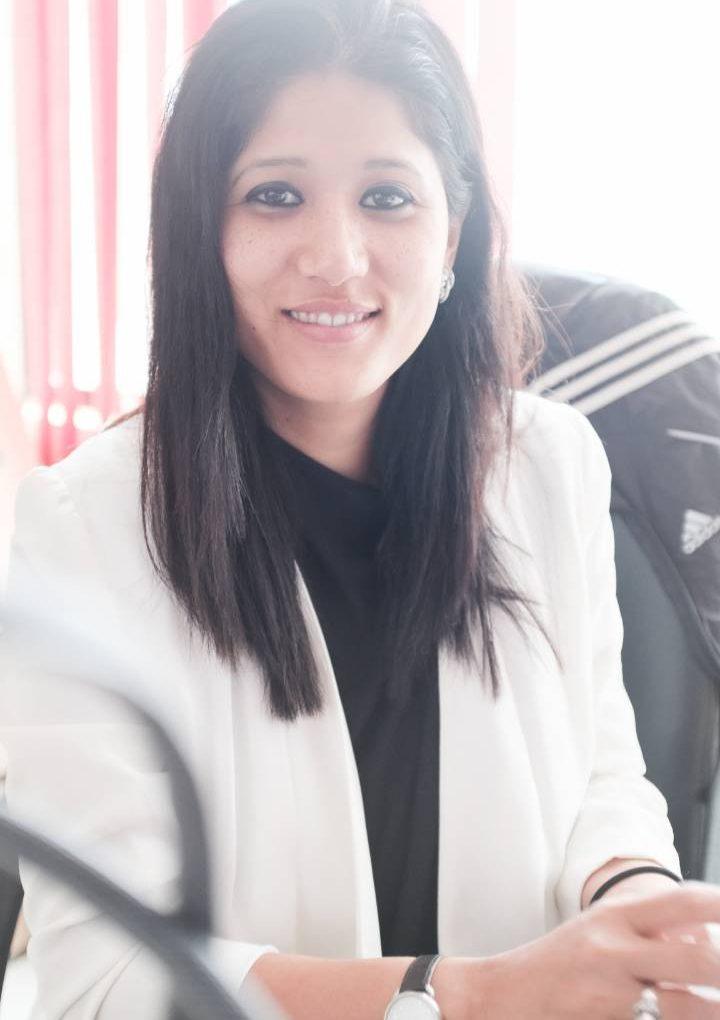 Goonja Shrestha- Human Resource Manager