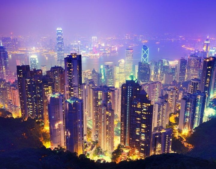 The 20 most powerful financial centres in the world