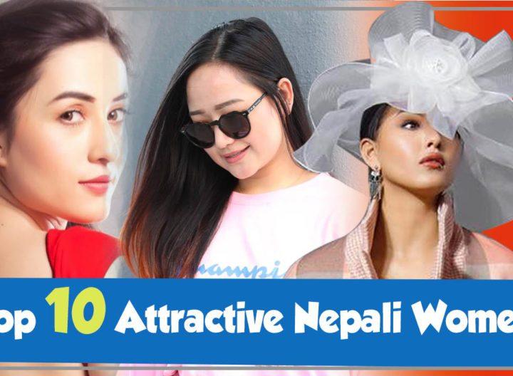 10 Attractive Nepali Women of Nepal 2075 – Saptahik Ranking | Nepali Trends