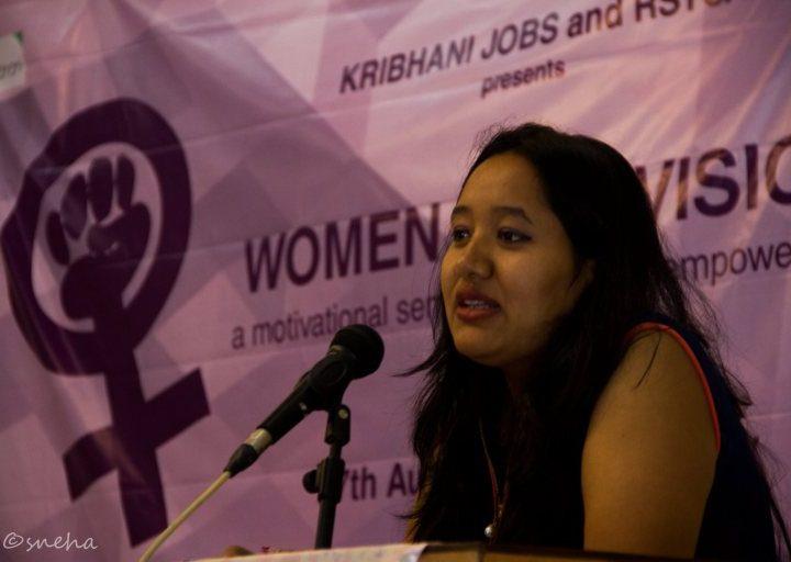 Sunita Nemaphuki, Chairperson at R&D Innovative Solution Pvt. Ltd. and Editor at Krishak ra Prabidhi