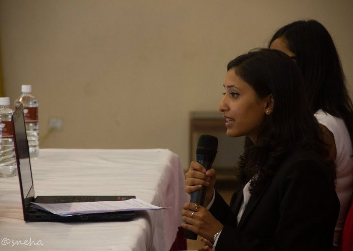 Apekshya Niroula, a lawyer and Joint Secretary at ANNFSU, Purbanchal University National Comittee