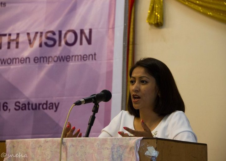 Smriti Tuladhar, Head of HR and Business Development Manager, CIWEC Travel Hospital