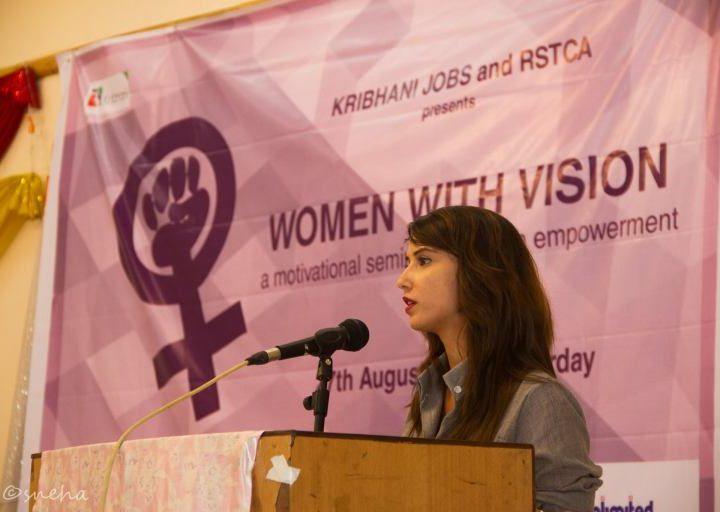 Nikita Acharya, Co-Founder at UG Cakes and CEO/Co-Founder at Urban Girl