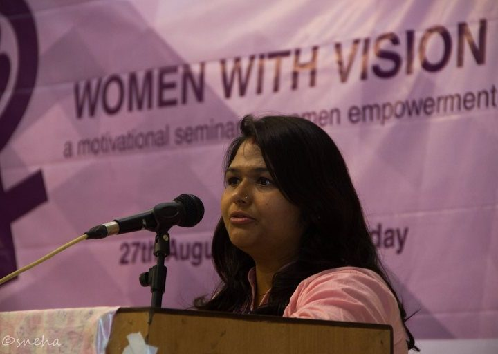 Bhawana Bhatta, Women and Youth Activist at Youth Action Nepal, Board Member at NGO Federation of Nepal, and a member of National Youth Council