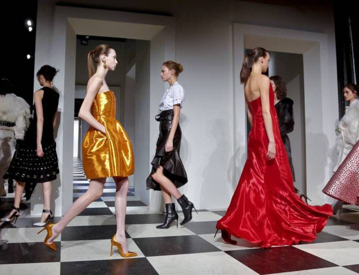The world's most important fashion weeks