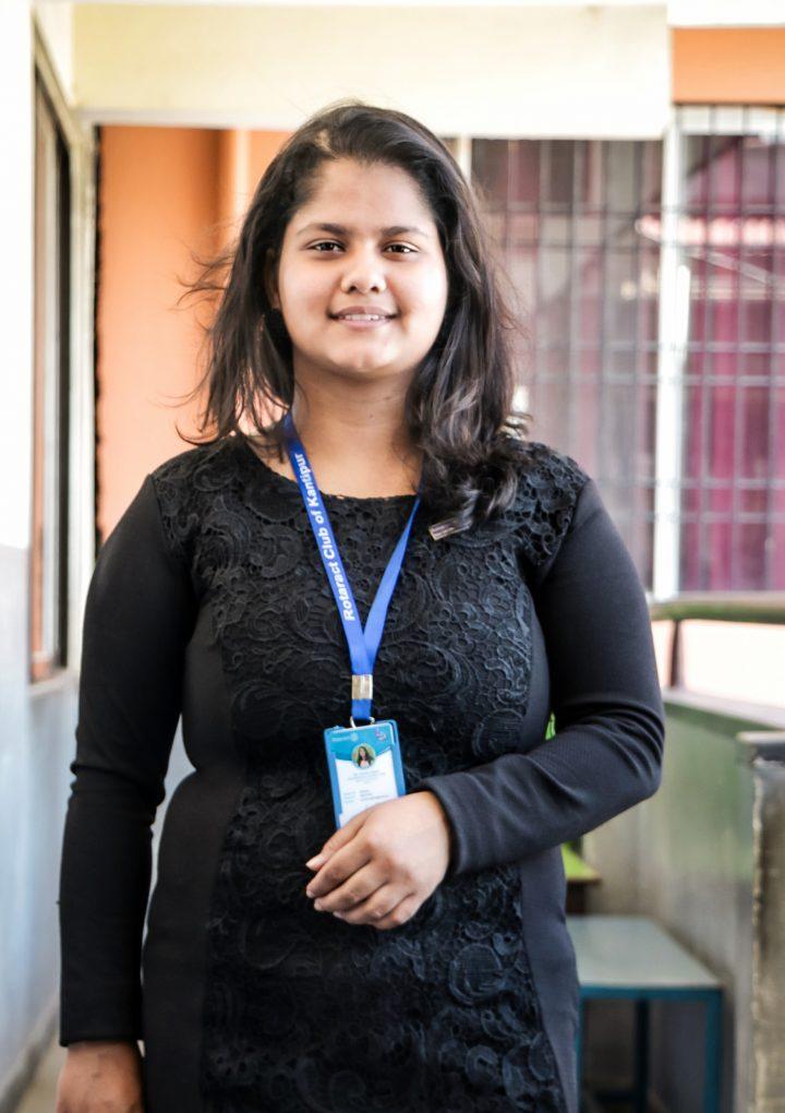 Anusha Ghimire Nepal- WWV Nominee