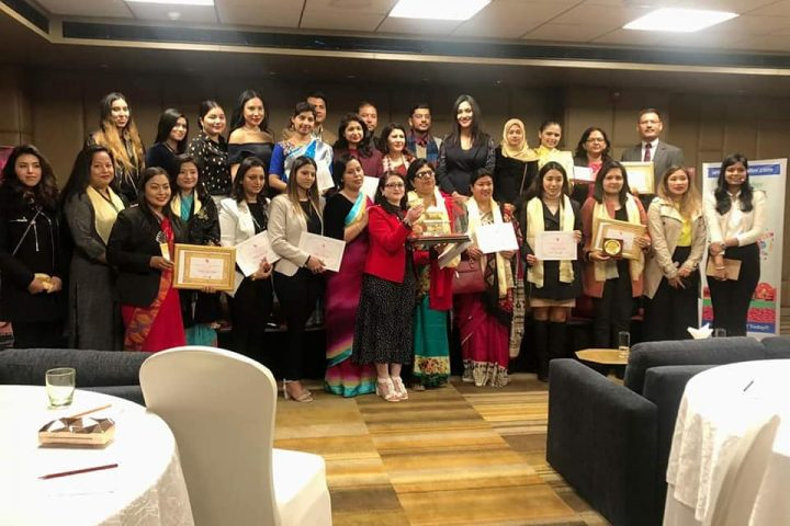 Winners of Women With Vision 2020- Most Influential Women With Vision- 100 Most Influential Women of 2020